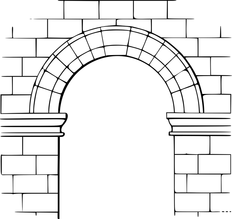 Arch Architecture Archway · Free vector graphic on Pixabay