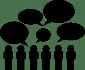 Communicate, Communication, Conference, Crowd