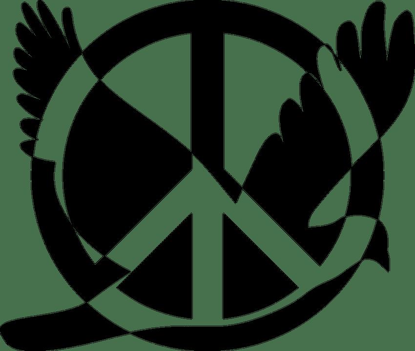 peace sign symbol free