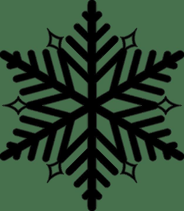 Flocke Schnee Schneeflocke  Kostenlose Vektorgrafik auf