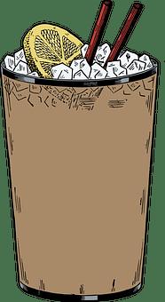 Teh hijau Kopi Saringan teh, cangkir teh putih dan hijau, teh, vektor...