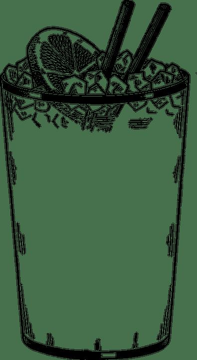 Es Teh Vektor : vektor, Minum, Bingkai, Gambar, Vektor, Gratis, Pixabay