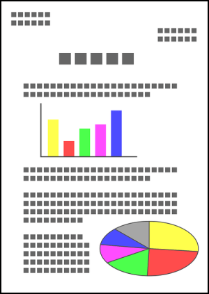 Document Graph Report · Free vector graphic on Pixabay