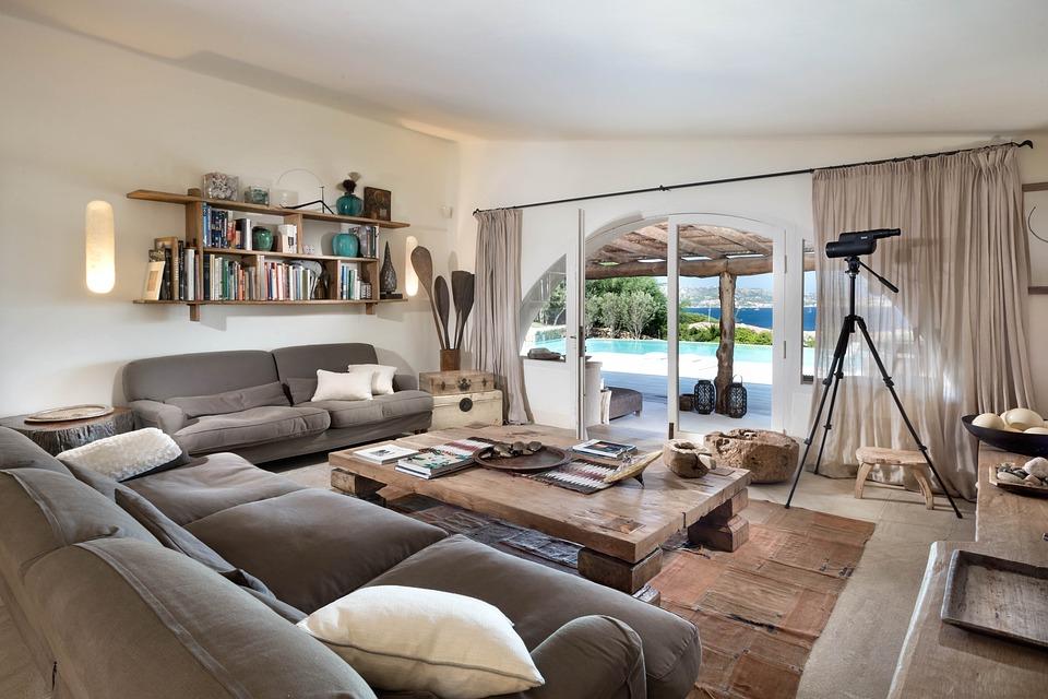 Free photo Living Room Loft Sardinia  Free Image on