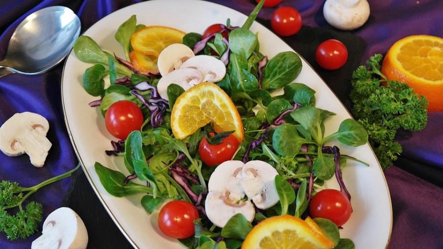 Salad, Mixed Salad, Raw Food, Healthy, Vitamins, Eat