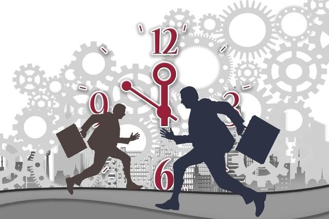 Stress, Empresários, Empresário, Engrenagens