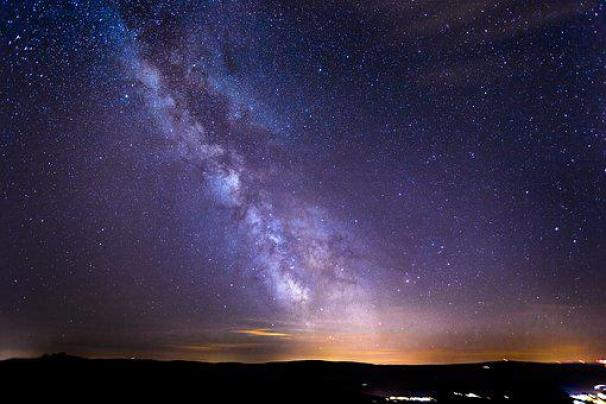 Cielo Stellato, Via Lattea, Galassia