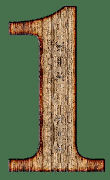 Gambar Nomor 1 : gambar, nomor, Nomor, Salah, Gambar, Gratis, Pixabay