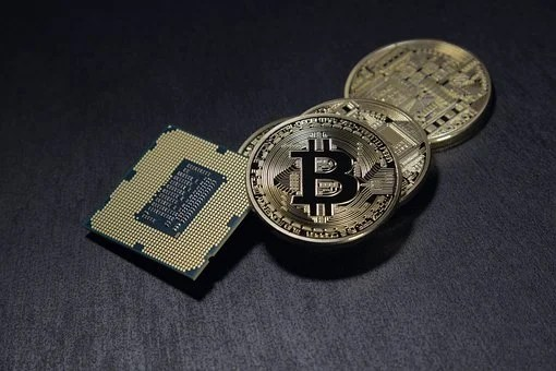 Bitcoin, Currency, Crypto, Cyber