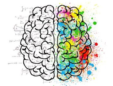 Brain, Mind, Psychology, Idea, Drawing, Thoughts, Telepathy