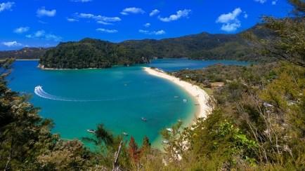 Vacaciones, Hermosa Playa, Nueva Zelanda, Memoria