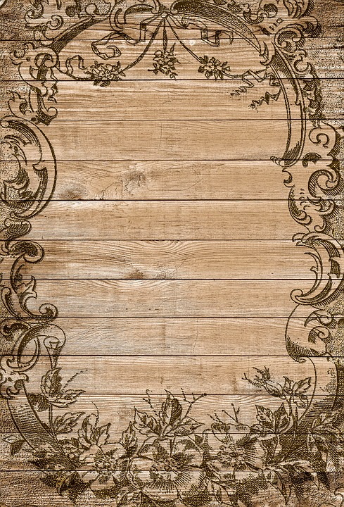 Old Frame On Wood Victorian Free Image On Pixabay
