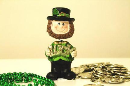 St Patrick'S Day, Irish, Gold
