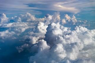 Wolken, Hemel, Sky Clouds, Blauw, Blauwe Lucht Wolken