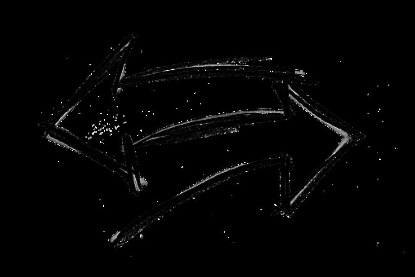 矢印, ディレクトリ, 道標, 方向, 右, 次の, 方法, マーキング, 反対