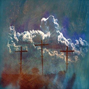 Crosses, Religion, Christian, Jesus
