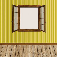 Living Room Chairs Wicker Kitchen Free Illustration: Room, Empty, Interior, Window - Image On Pixabay 2100942