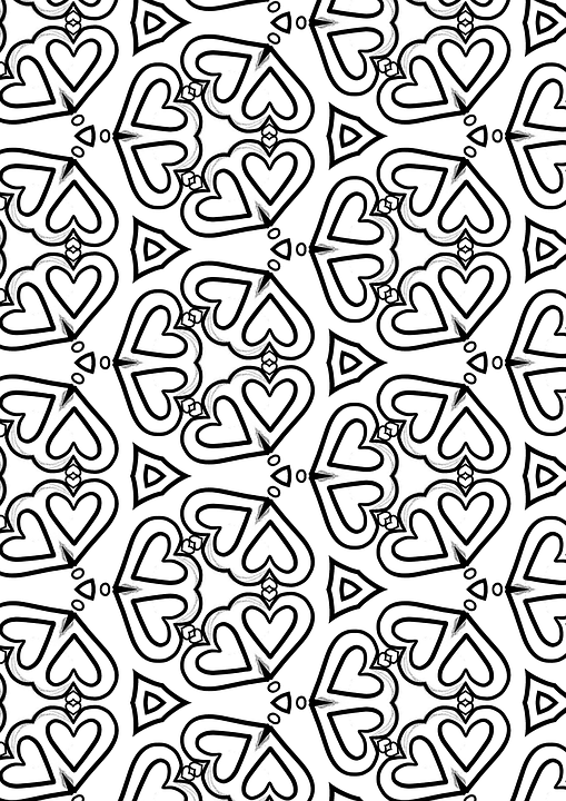 Pattern Design Pretty · Free image on Pixabay