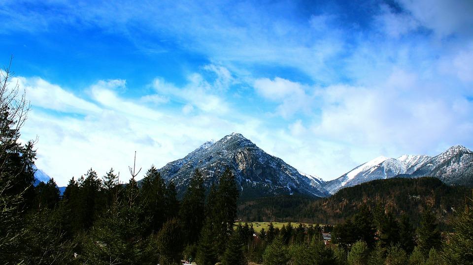 Free Fall Season Wallpapers Mountain Sky Forest 183 Free Photo On Pixabay