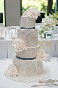 Ślub, Tort Weselny, Ciastko, Żywności