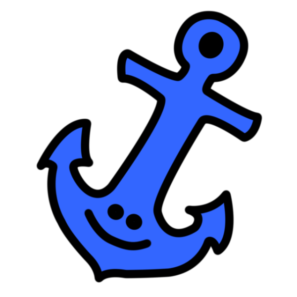 anchor clipart sea free