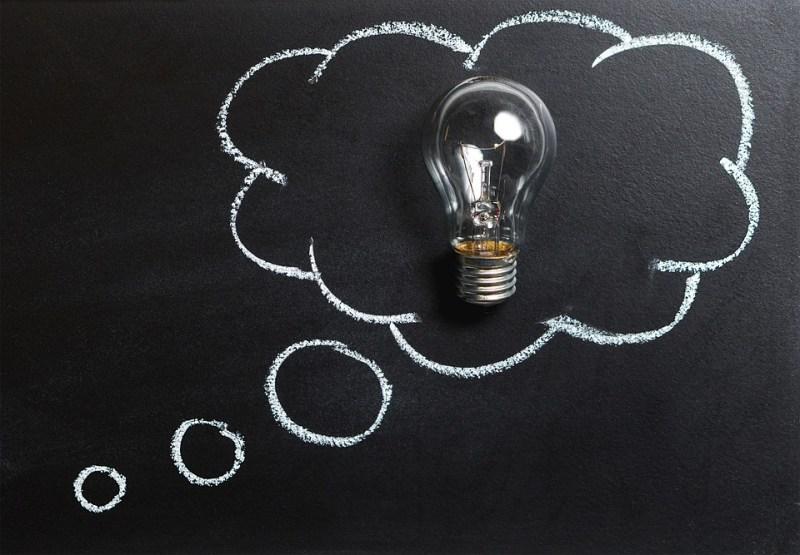 Pensamiento, Idea, Innovación, Imaginación, Inspiración