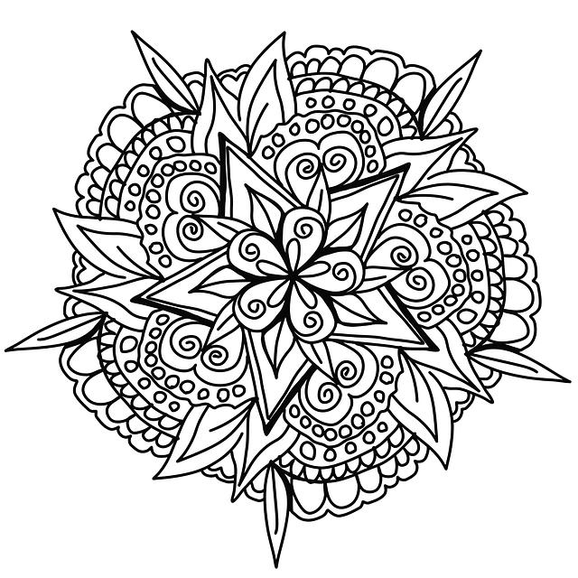 Drawing Mandala Design · Free image on Pixabay