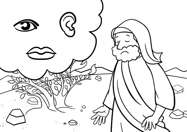 Bible Moses Ccx · Free vector graphic on Pixabay