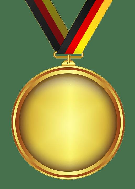 Medali Emas Tape Latar Belakang  Gambar gratis di Pixabay