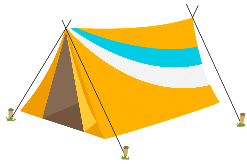 Camping Camp Tent  Free image on Pixabay