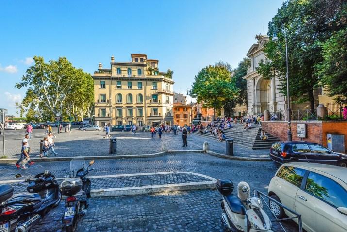 Ρώμη Τραστέβερε Τουρισμού - Δωρεάν φωτογραφία στο Pixabay