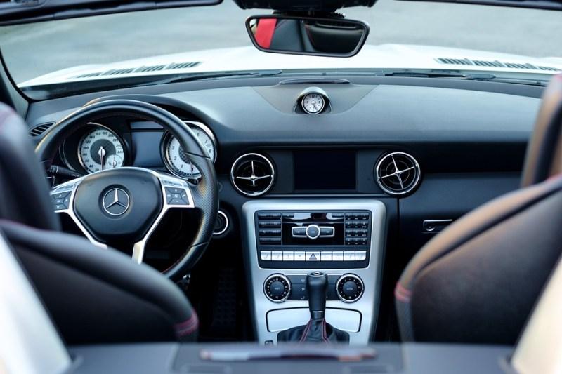 Auto, Mercedes, Slk, Automatico, Trasporti, Design