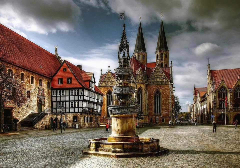 Braunschweig Stadt Niedersachsen  Kostenloses Foto auf