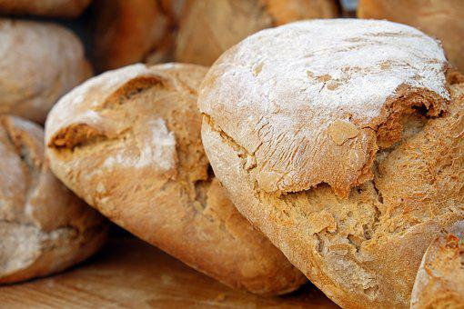 Brood, Brood Korst, Krokante, Vers