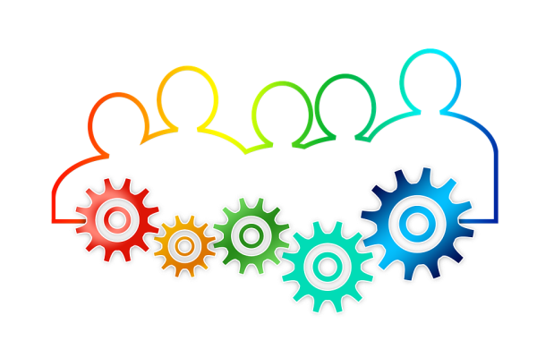 Trabajo En Equipo Artes Imagen gratis en Pixabay