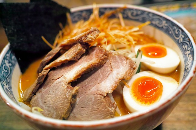 Japanese Food Japan Ramen  Free photo on Pixabay