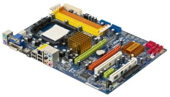 マザーボード, エレクトロニクス, チップ, パソコン, A790Gxh