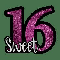 Sweet 16 Sixteen Birthday  Free image on Pixabay