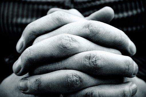 Hands, Hand, Fold, Woman, Finger, Work