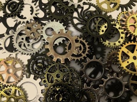 Cogs, Gears, Cogwheel, Technical, Wheel, Gearwheel