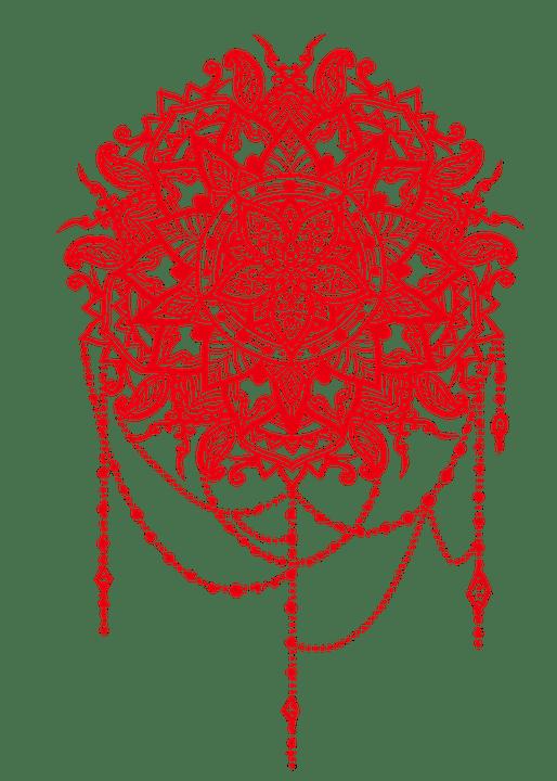 Free illustration Mandala Pretty Design Pattern Free