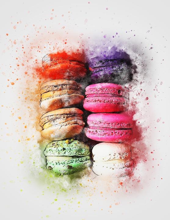 Cake Pastry Macaroon · Free Image On Pixabay