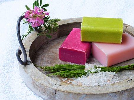 Soap, Horsetail, Salt, Blossom, Bloom