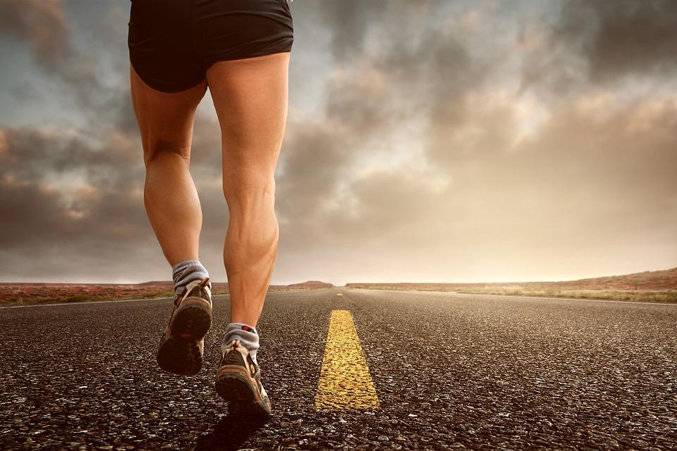 ジョギング, 実行, スポーツ, スポーティです, レース, 連続運転, 回復, 運動, ランニング トラック