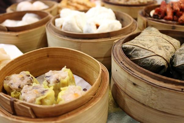 Dim Sum, Dim Sim, Food, Hong Kong, Chinese, Eat, Lunch