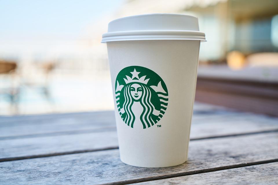100 free starbucks coffee