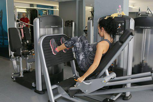 Crossfit, Gym and Cardio Fitness