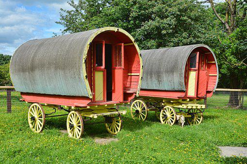 Ireland, Caravan, Irish, Mobile Home, Rv