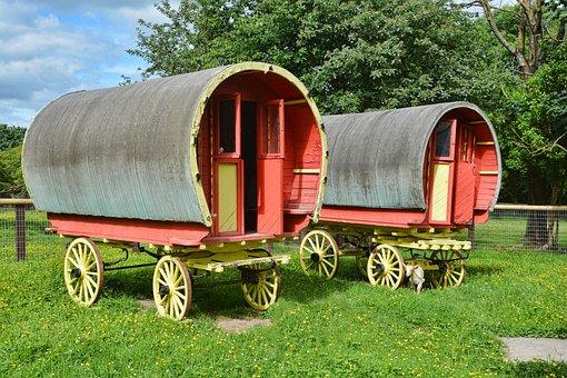 Ireland, Caravan, Irish, Mobile Home, Rv