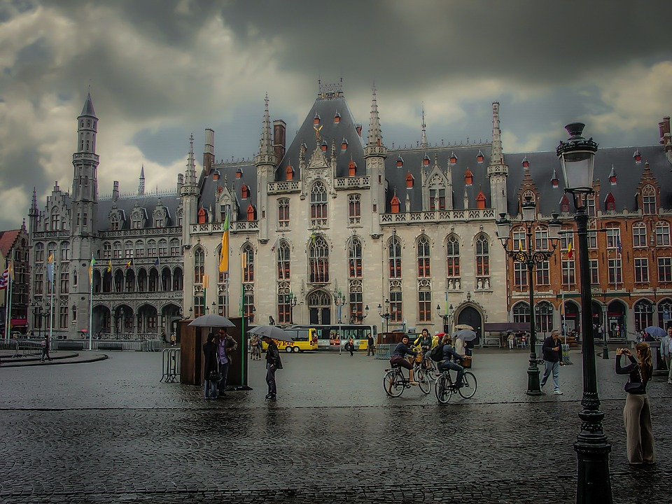 Wallpaper Falling Water Bruges Belgium Rain 183 Free Photo On Pixabay